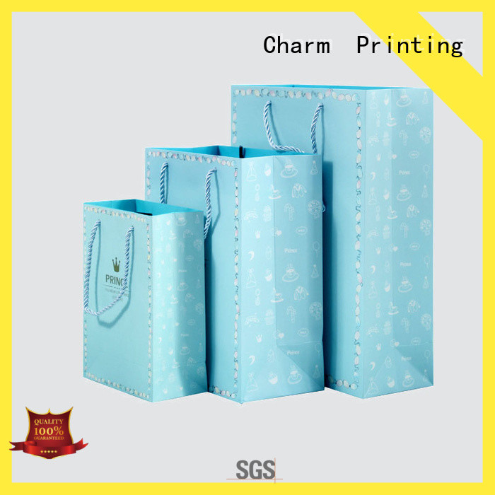 Charm Printing paper bag on-sale for gift box