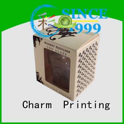 Charm Printing candle packaging box on-sale