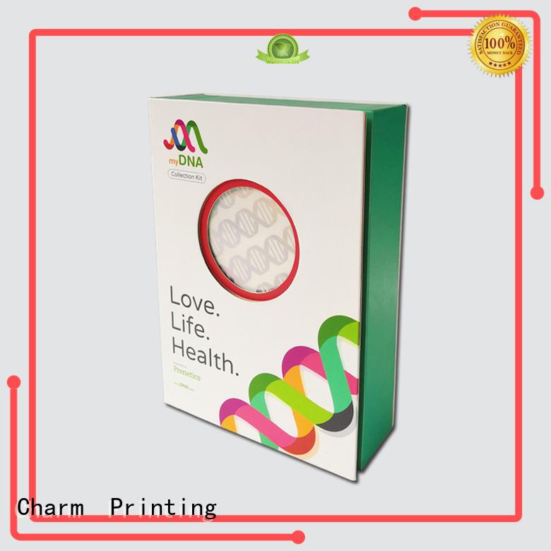 magnetic gift box base box health care product CharmPrinting