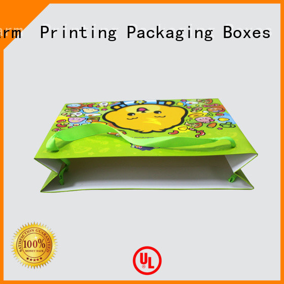 high-quality paper shopping bags fashion design for paper bag