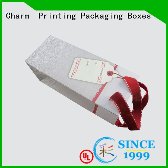 CharmPrinting custom paper gift bags latest for paper bag