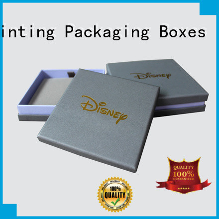 CharmPrinting jewelry packaging box factory price for jewelry packaging
