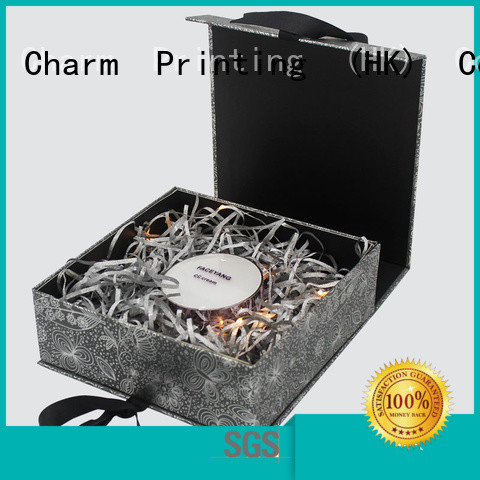 Charm Printing handmade cosmetic packaging high quality storage