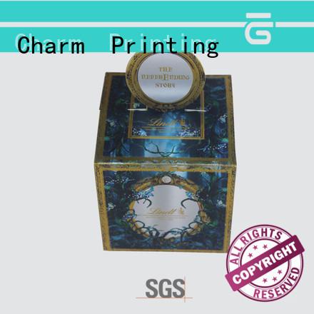 chocolate presentation boxes luxury box CharmPrinting