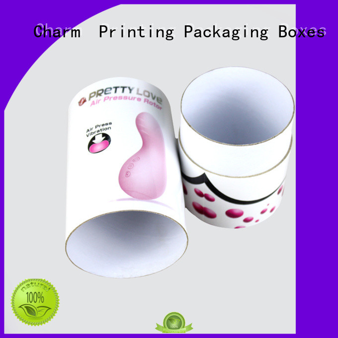 Charm Printing magnetic gift box bulk production dental products