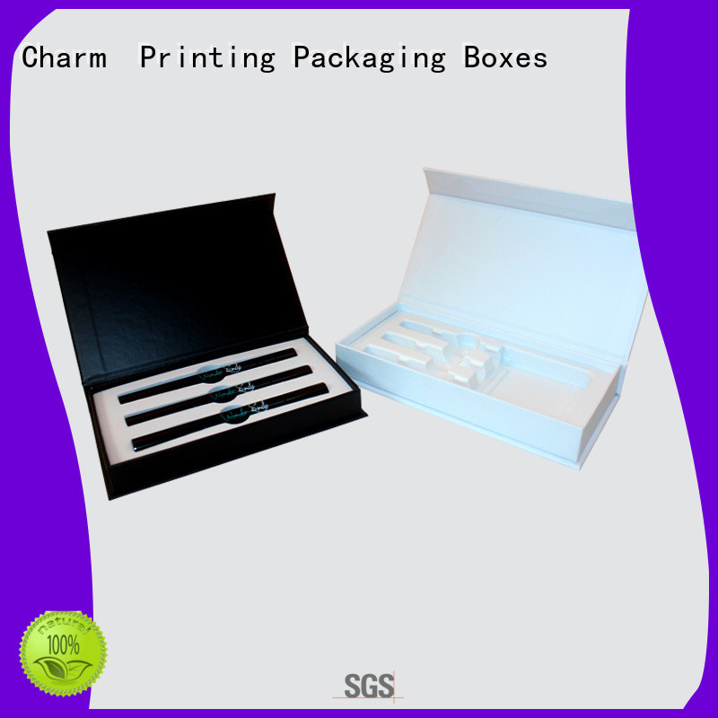 CharmPrinting magnetic gift box base box gift box