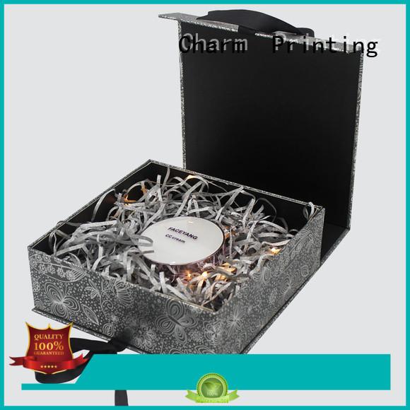 handmade cosmetic box high quality storage