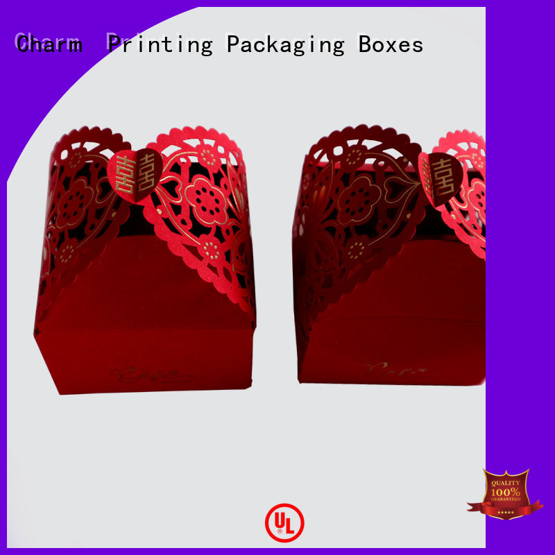 booklet wedding packaging creative design for luxury box