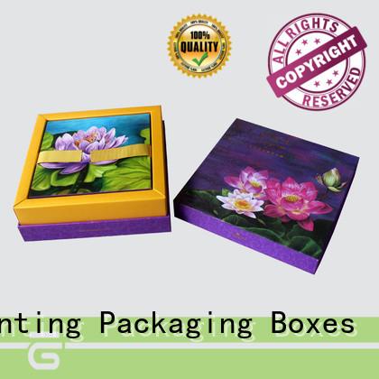 CharmPrinting custom gift box factory price for food box