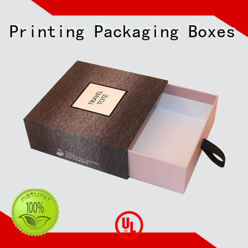 Charm Printing perfume packaging box free sample fragrance