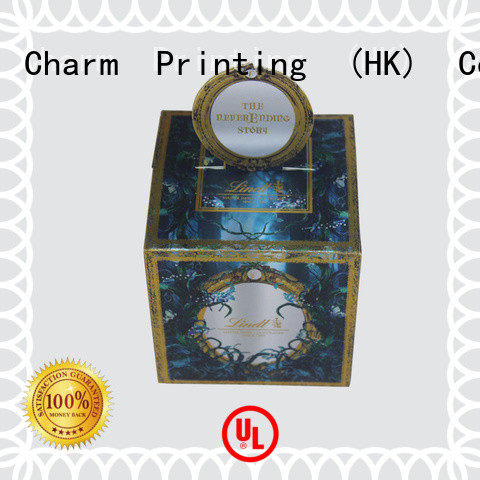 luxury chocolate packaging automatic slide luxury box