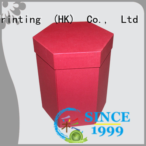 CharmPrinting food packaging boxes factory price for gift