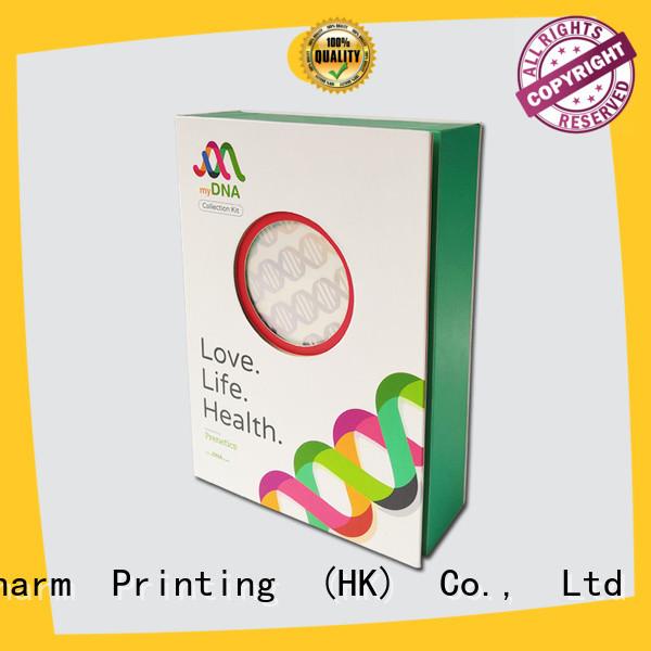 CharmPrinting luxury type paper gift box base box gift box