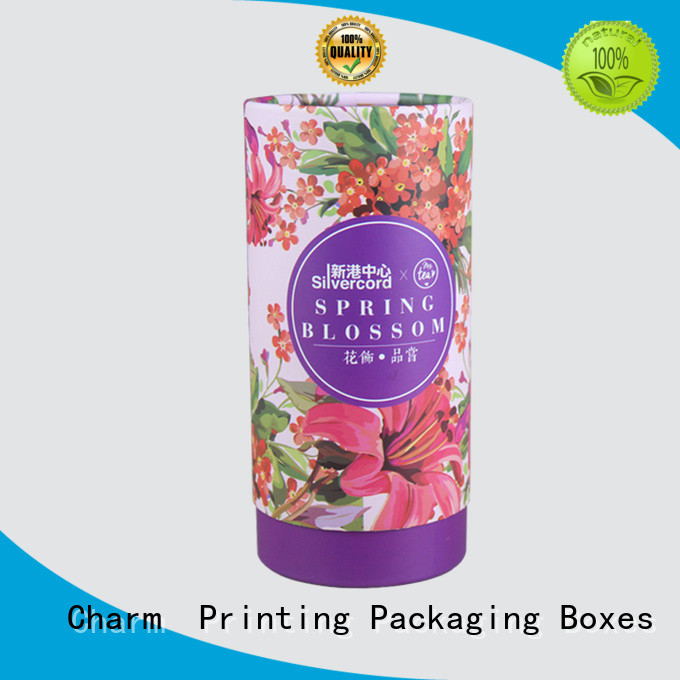 CharmPrinting food packaging boxes high quality for food box