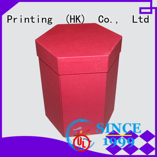 CharmPrinting gift box high quality for food packaging