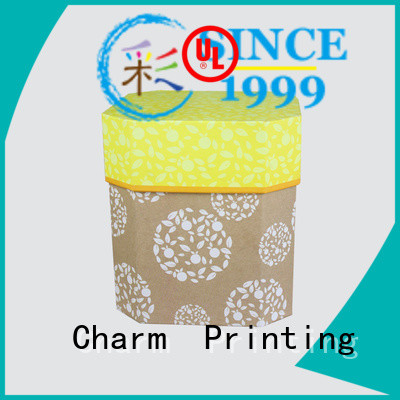 CharmPrinting with ribbon perfume packaging box colorful for fashion women