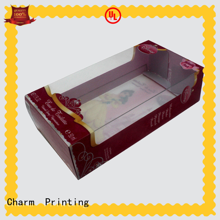 toy packaging boxes Gift packaging Charm Printing