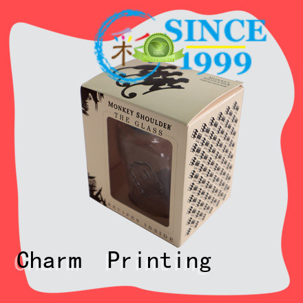 CharmPrinting candle packaging box on-sale for packaging