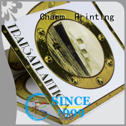 CharmPrinting booklet favor boxes for wholesale for gift