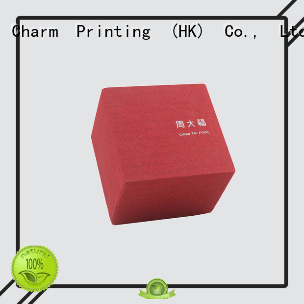 Charm Printing jewelry gift boxes high-quality for jewelry packaging