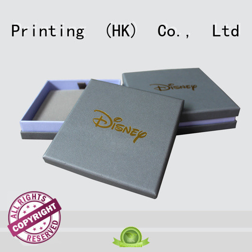 CharmPrinting with tray jewelry box factory price for gift box