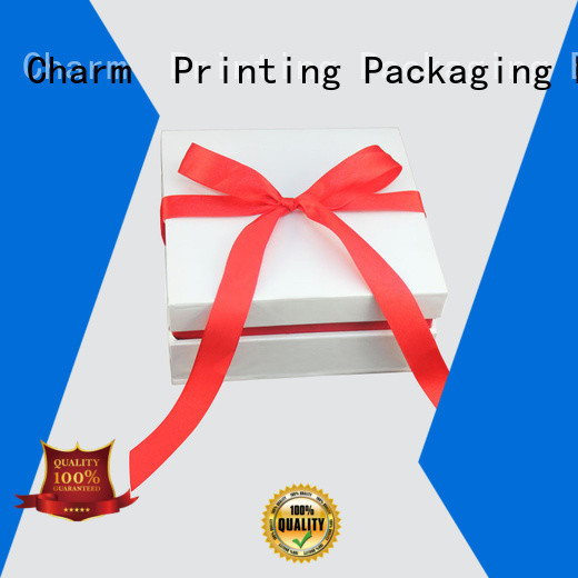 CharmPrinting perfume box printing color for modern mowen