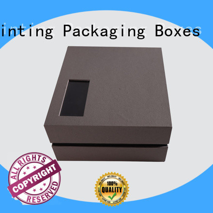 cardboard gift boxes for apparel CharmPrinting