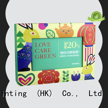 CharmPrinting special shape food packaging boxes factory price for gift
