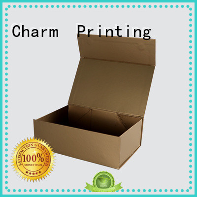 coloful cosmetic packaging box uv printing shop promotion