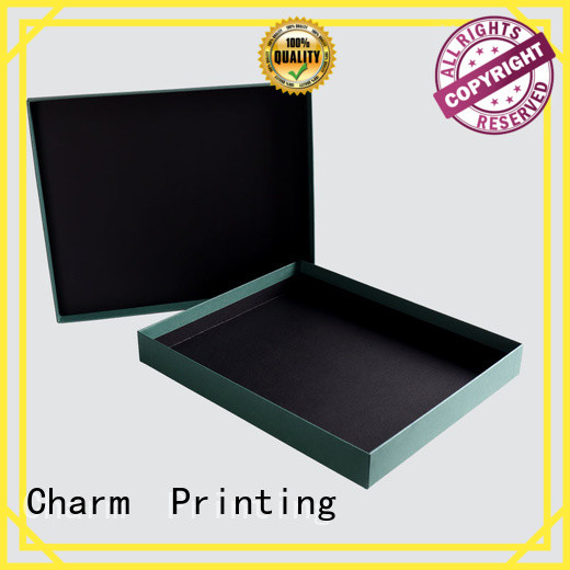 CharmPrinting clothing packaging boxes handmade for gift