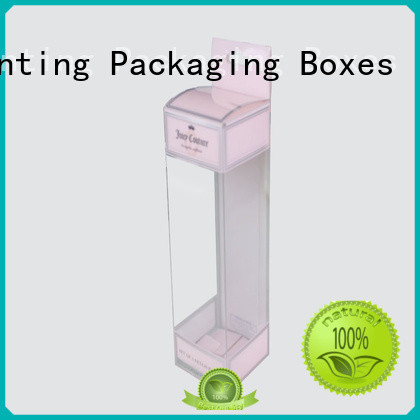 Packaging PVC Boxes  for Cosmetics packaging