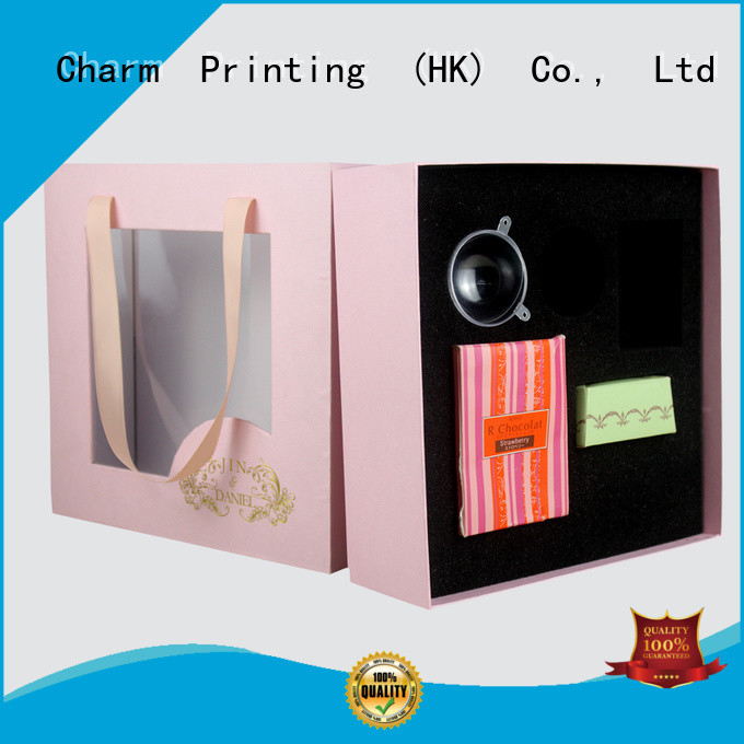 carboard paper gift box health care product