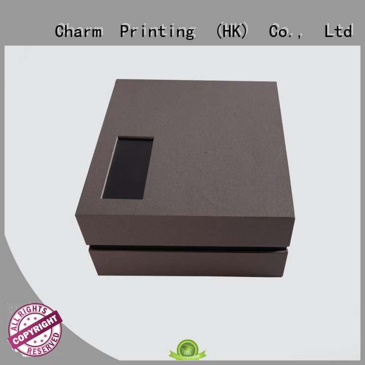 high quality apparel packaging boxes special-shape box for apparel