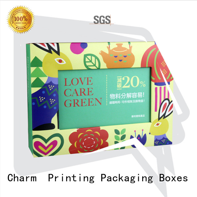 with tray pillow box factory price for food packaging