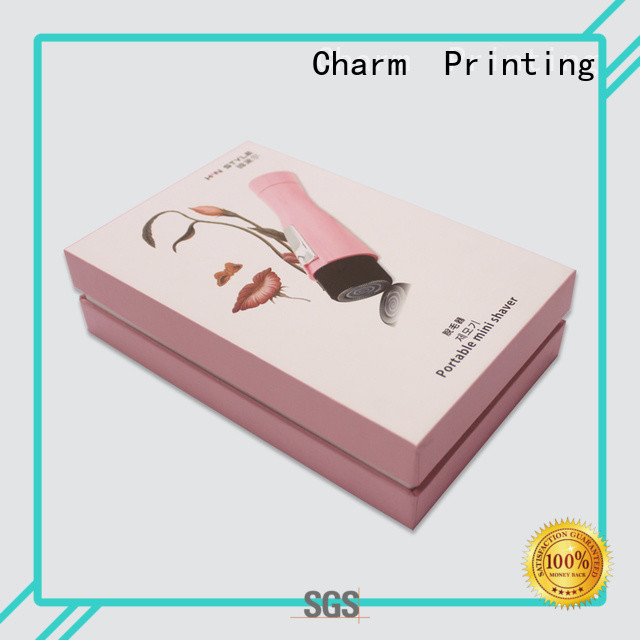 luxury type cardboard gift boxes dental products