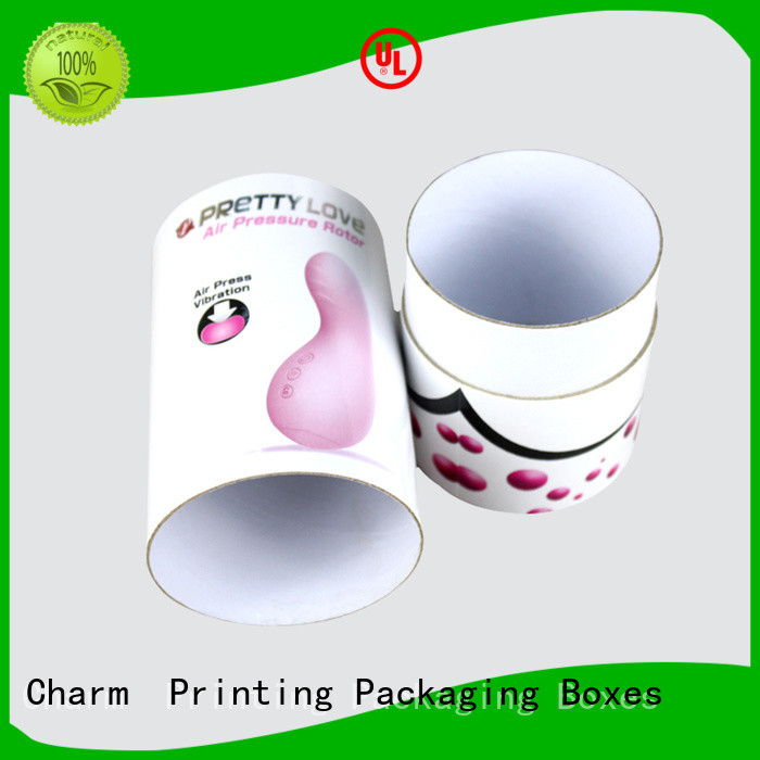 Charm Printing drawer type magnetic gift box bulk production health care product