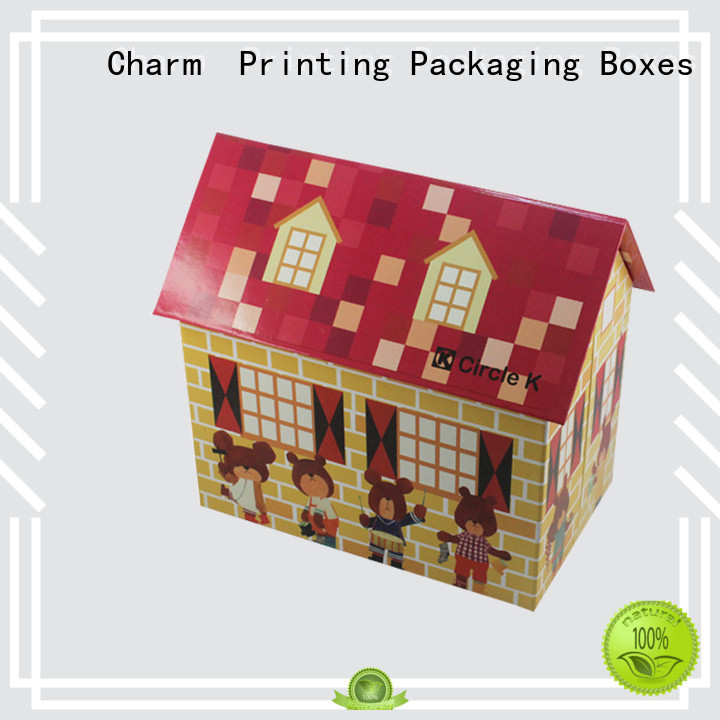 fashion design toy packaging boxes buy now corrugated Box
