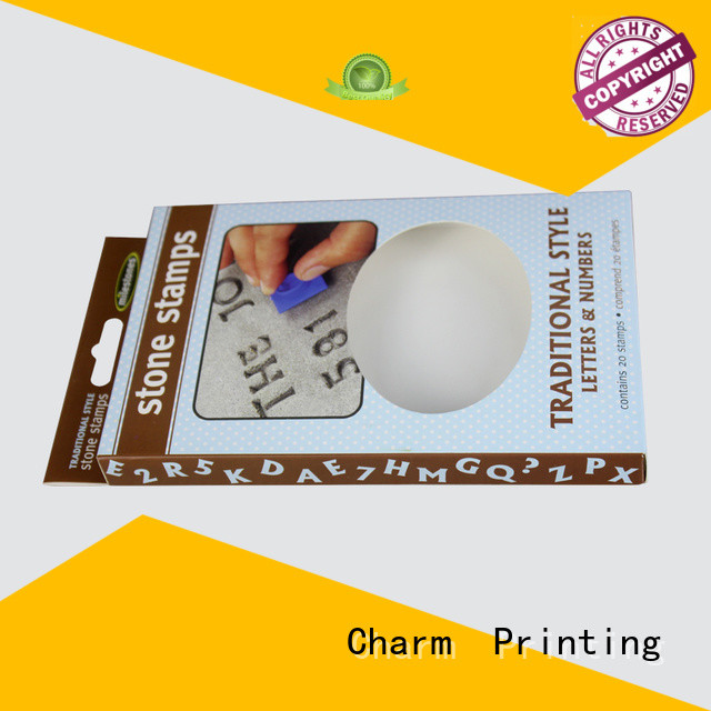 Charm Printing toy packaging boxes get quote toys packaging