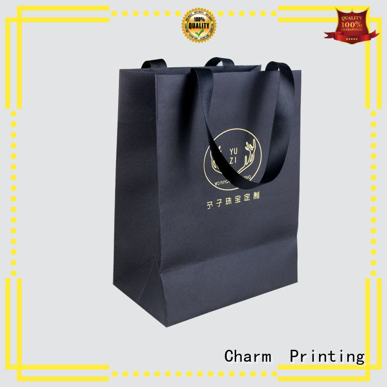 custom paper shopping bags latest for gift box