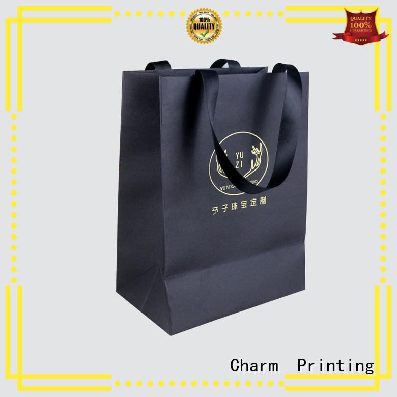 custom paper shopping bags latest for gift box