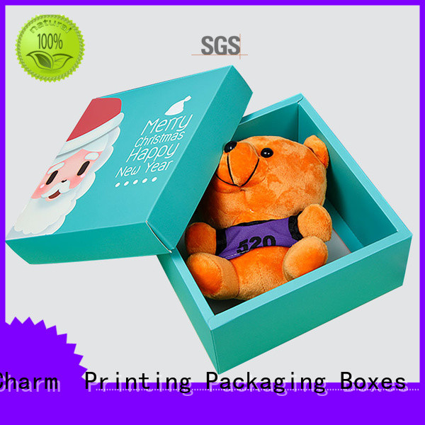 book shape type gift box OEMfor festival packaging