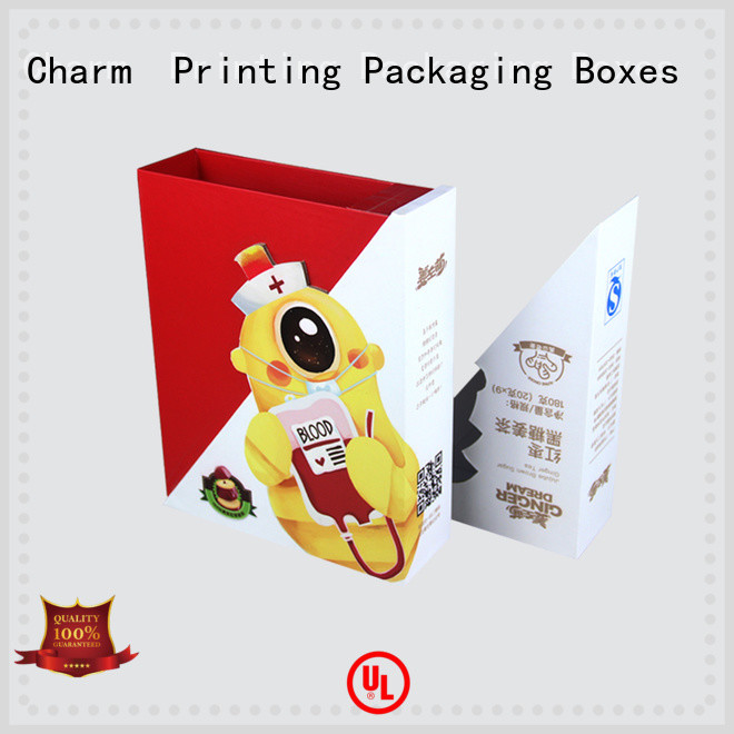 custom pillow box factory price for food packaging