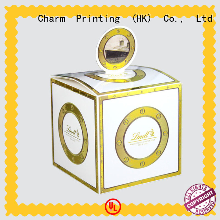 Charm Printing wedding favour boxes bulk production for wedding packaging