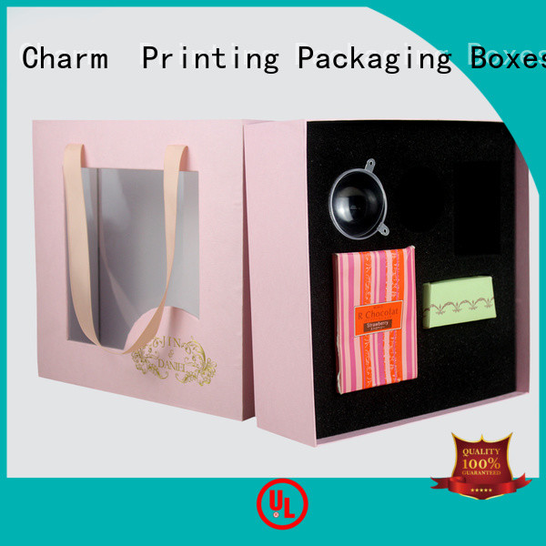 CharmPrinting carboard cardboard gift boxes dental products