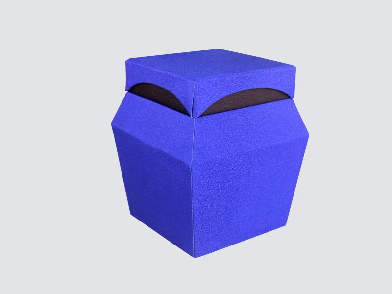 CharmPrinting perfume packaging box free sample for fashion women-2