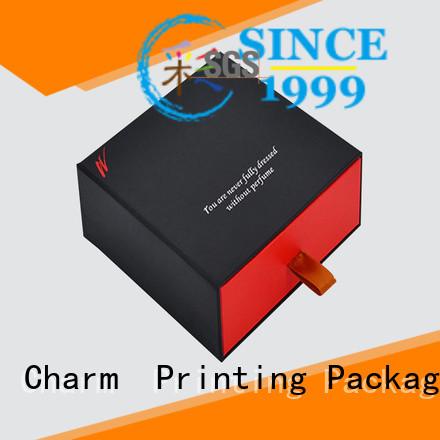 Cardboard Packaging Drawer Type Box