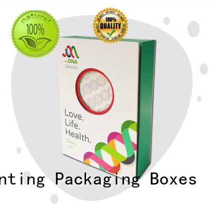 Charm Printing paper gift box base box health care product