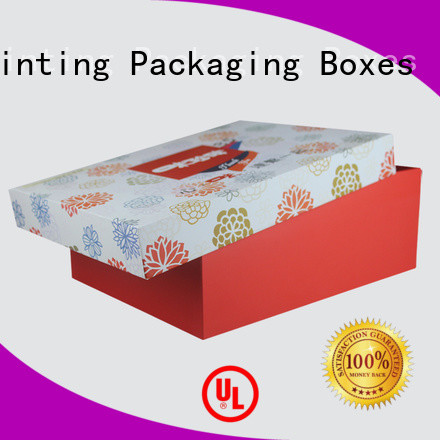 CharmPrinting gift box handmade for gift