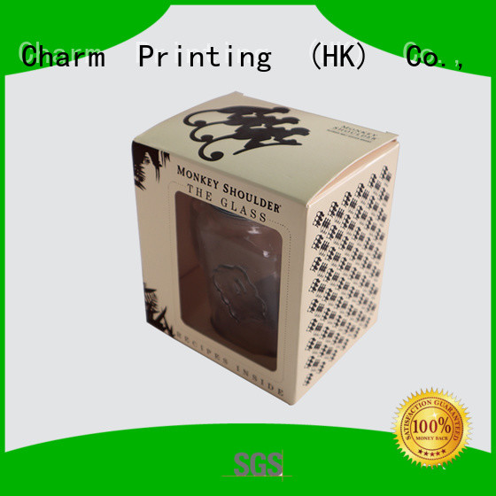 CharmPrinting candle gift box good for gift gift