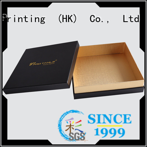 Charm Printing chocolate box thick luxury box